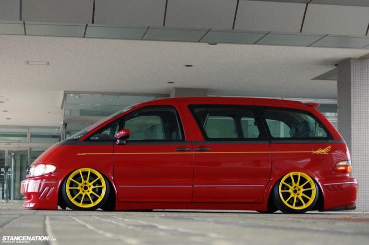 VIP Japan Toyota Estima Lucida (5)