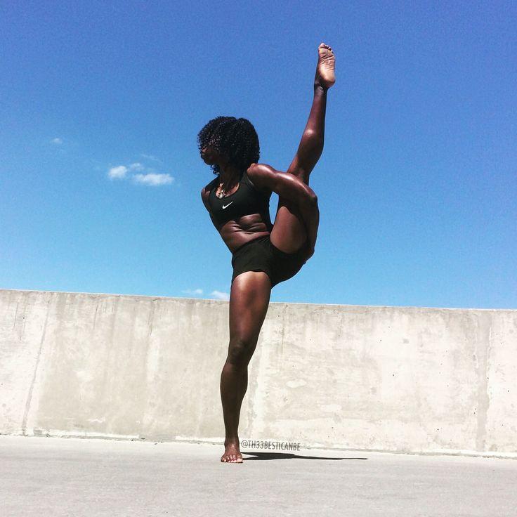 Black yoga, yoga inspiration, nike women, yoga, black girl magic, black girl…