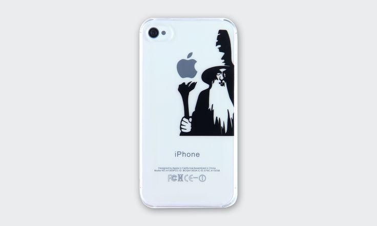 Wizard iPhone Case #cases #iPhone #iPhone4 #iPhone4s