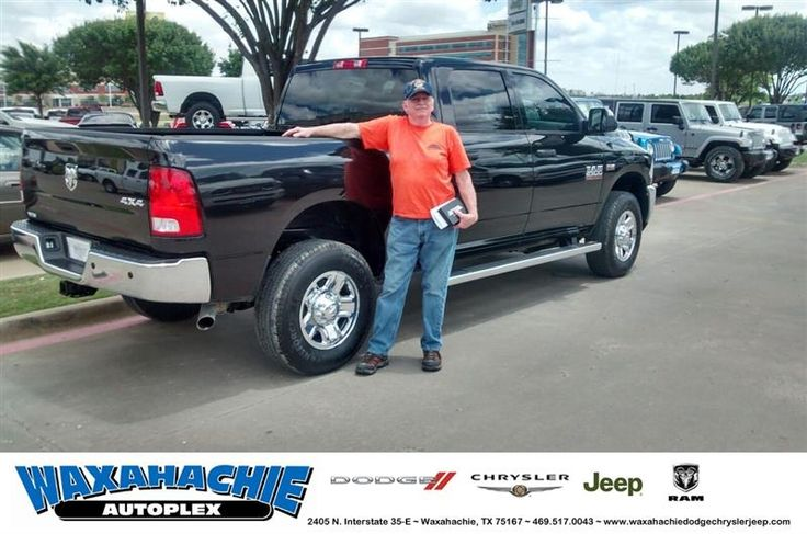 Happy Anniversary to John on your #Ram #2500 from Billy Minter at Waxahachie Dodge Chrysler Jeep!  https://deliverymaxx.com/DealerReviews.aspx?DealerCode=F068  #Anniversary #WaxahachieDodgeChryslerJeep