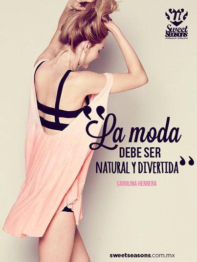 #Frase #moda #girl #quote #fun