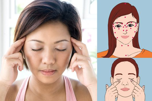 Look and Feel Better With this 5Minute Acupressure Facial