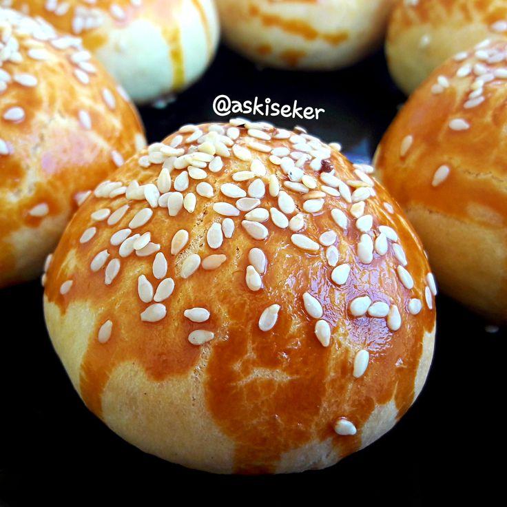 KABARTMA TOZLU POĞAÇA TARİFİ bayatlamayan yumuşacık kolay pastane Poğaçası tarifi yapımı anne tarifleri hamurişi yemek tatlı tarifleri