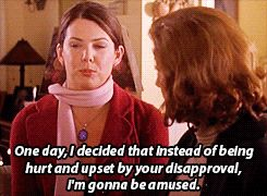 gilmore girl quotes | ... From Gilmore Girls: Lorelai and Rory GIFs and Quotes | Gurl.com