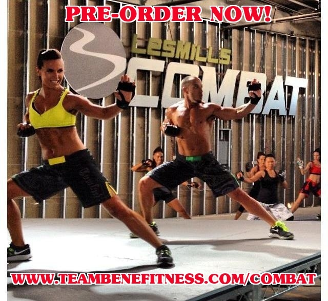 Unleash your inner warrior! #Les Mills #Combat is available for pre-order now! Starting at $59.85. #MMA #BodyCombat #Karate #JiuJitsu #muaythai #taekwando #boxing #capoeira