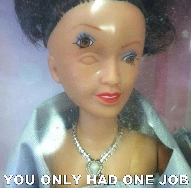 Made in China: Impossible Standards, Little Girls, Body Images, Funny Pictures, Friday Fun, Funny Photo, Funny Fails, Plastic Surgery, One Job