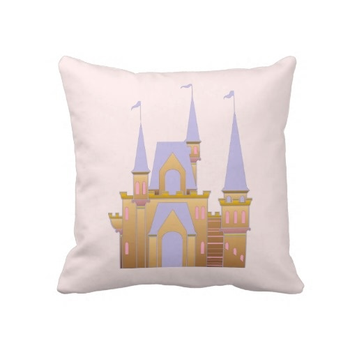 Fairytales Can Come True Throw Pillow