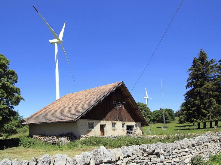 énergie éolienne fonctionnement | Alternateur éolienne : fonctionnement, prix - Ooreka