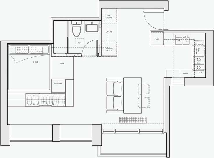 25 best ideas about plan 2d on pinterest 2d portes for Bloc autocad fenetre