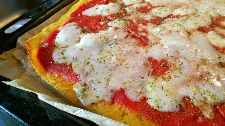 pizza di miglio