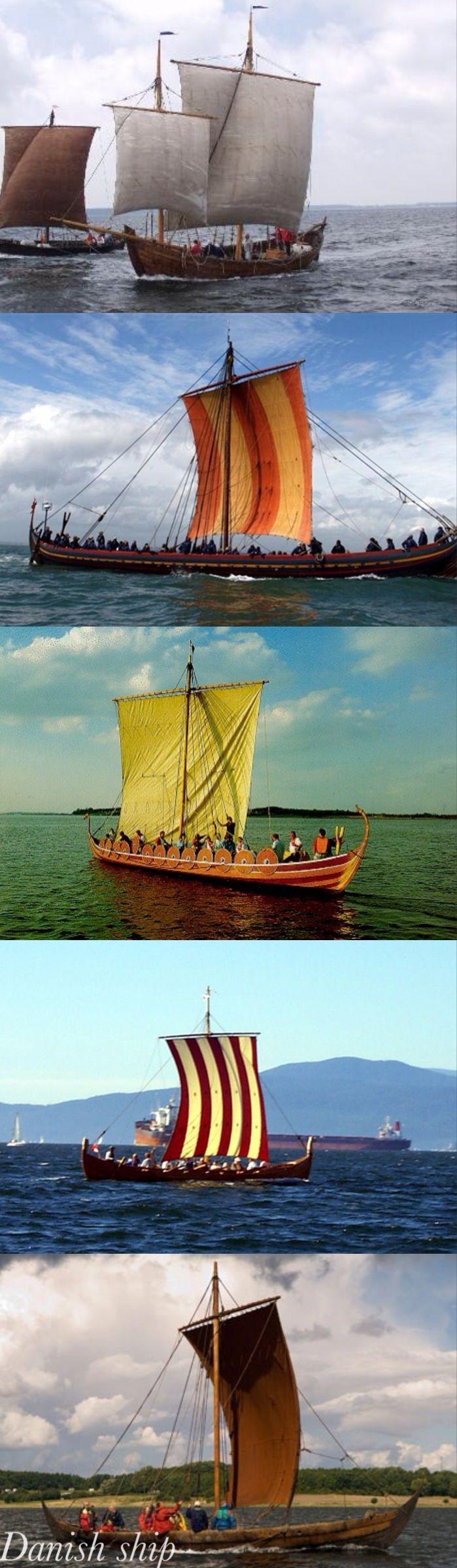 Vikings! Denmark - go to Roskilde or Trelleborg.