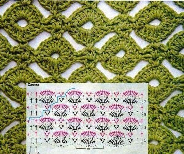 Boa tarde fiori, tudo bem com vocês  vim dividir com vocês alguns lindos esquemas de crochê.  bom inicio de semana a todos.    baci até a p...