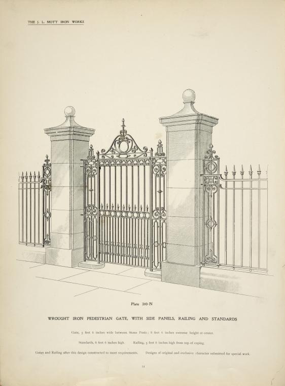 25 Best Ideas About Wrought Iron Gates On Pinterest