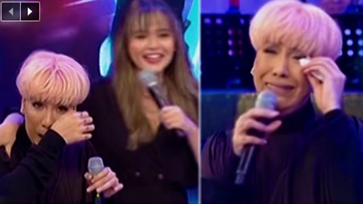 WATCH  VICE GANDA Gets Emotional On His Interview With BELA PADILLA