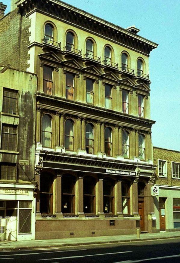 Shoreditch High Street: Shoreditch High Street, April 1979