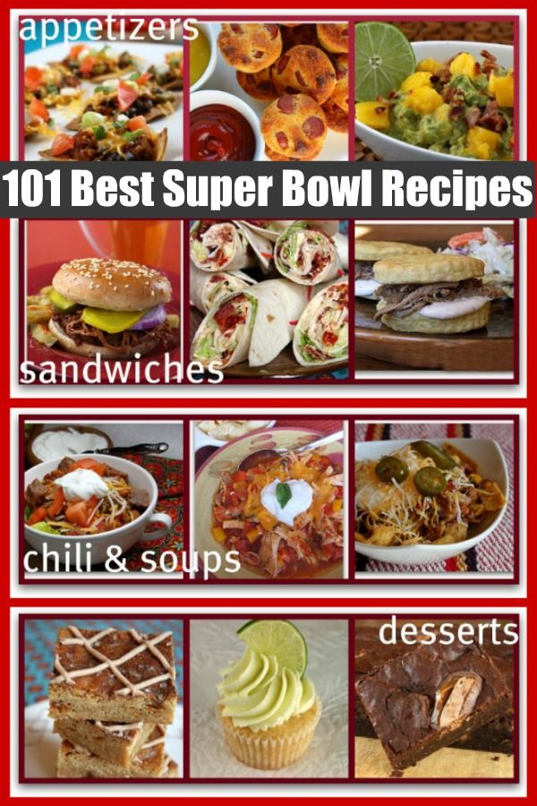 Best Super Bowl Recipes The Games Girls And Appetizer