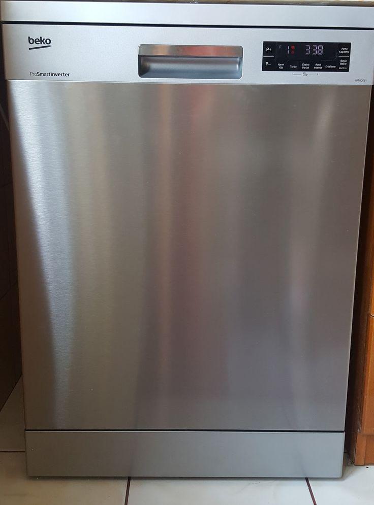 Evlendiğimden beri kullandığım bulaşık makinem yıllarca sorunsuz çalıştı. Ancak yeni nesil bir bulaşık makinesi satın alma zamanı gelmi...