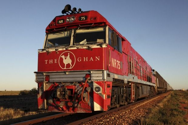 The Ghan. Photo: Getty Images
