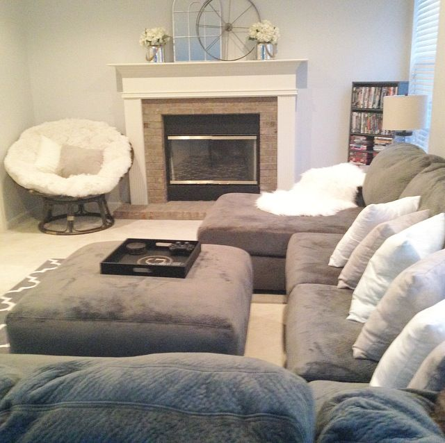 Home Interior Themes: Papasan Chair In Living Room - Google Search …