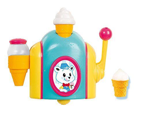 """Tomy Wasserspielzeug """"Schaumeismaschine"""" mehrfarbig - hochwertiges Badespielzeug f�r Kinder - ab 18 Monate"""