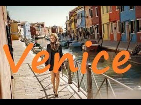 (HD1504) 6 minutes in Venezia Italia, Venice Italy, Venise Italie, Europ...