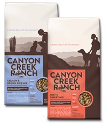 $5 off ANY Canyon Creek Ranch Dry Dog or Cat Food Coupon on http://hunt4freebies.com/coupons