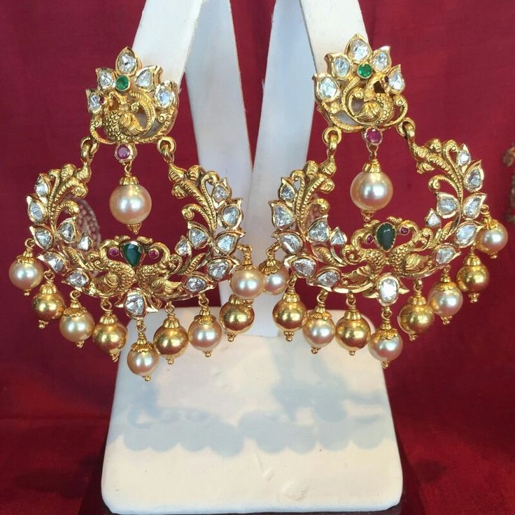 1000 Ideas About Indian Bridal Jewelry Sets On Pinterest: 1000+ Ideas About Indian Gold Jewellery On Pinterest