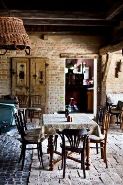 Apponyi Kiskastély - Vadászlak: szobák és étterem