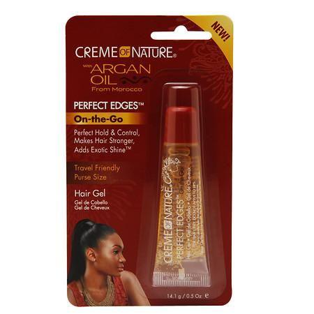 Creme Of Nature Argan Oil Perfect Edges On The Go - 0.7 oz.