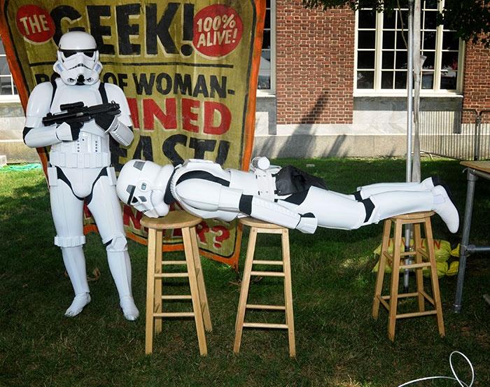 Stormtrooper Planking
