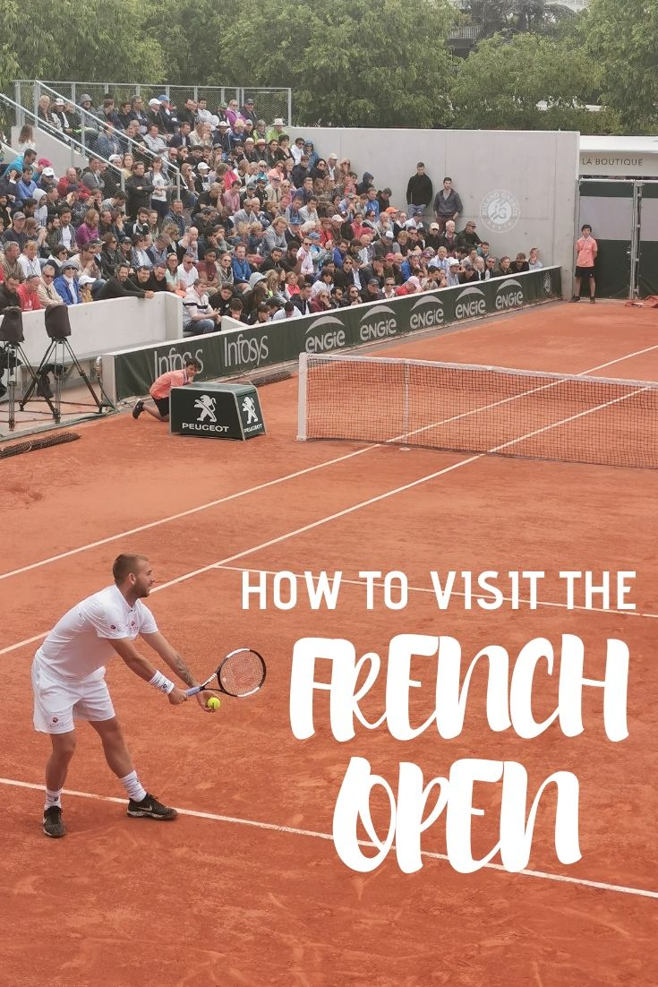 French Open How To See Matches At Roland Garros Luggage Tags Ticket Stubs France Travel Guide Paris France Travel France Travel