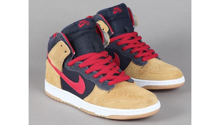 "Nike SB Dunk High PRM ""Reese Forbes"""