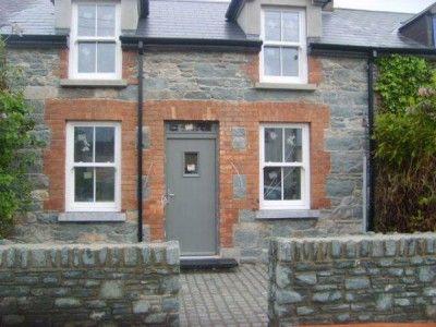 stonework front of house Killarney Masonry