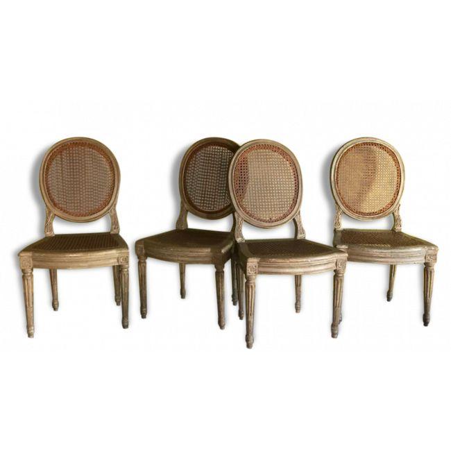1000 id es propos de chaise louis xvi sur pinterest chaise blanche pas c - Chaise style louis xvi pas cher ...