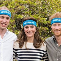 """""""We are so pleased that George and Charlotte can be with us... beginning their own lifetime of friendship with this wonderful country."""""""