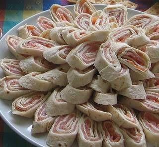 Tortilla Wrap Met Zalm En/of Kipfilet recept | Smulweb.nl