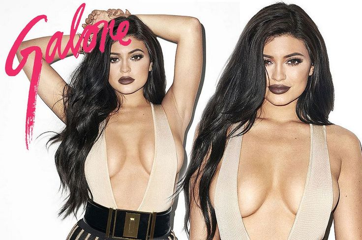 Kylie Jenner says bigger bust is down to 15 pound weight gain ...