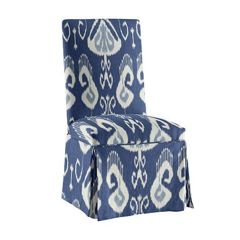parsons chair slipcover special order fabrics