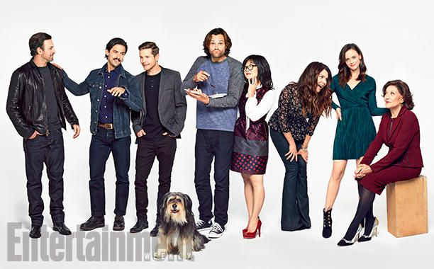 The Gilmore Girls (and Guys) Are Back! Exclusive Photos of the Stars Hollow Crew