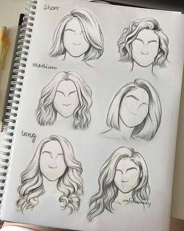 Zeichnen (Haare)