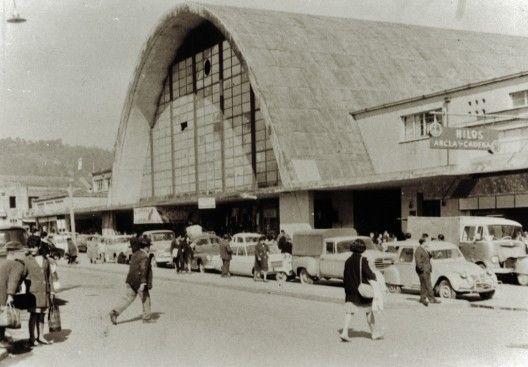mercado central de Concepción