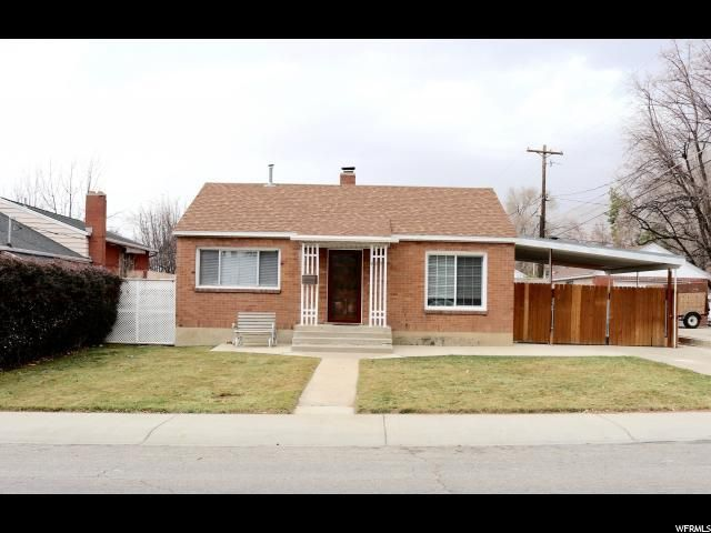 Residential property for sale in Provo,UT (MLS #1495488). Learn more from Red Sign Team. Cozy Rambler Located Minutes Away from BYU, Adorable Kitchen with Farm Sink and Tile Backsplash, Stunning Mountain Views, Newer Furnace, Water Heater and Electrical Wiring, Spacious Covered Parking, Fully Fenced Yard!.
