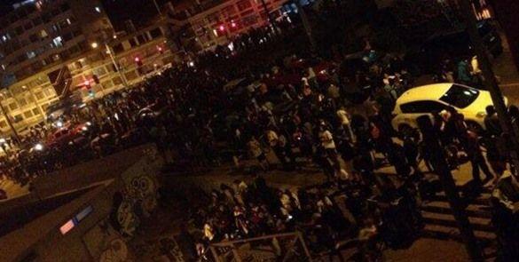 Sismo 8,0 en norte chileno, tsunami en Sudamérica