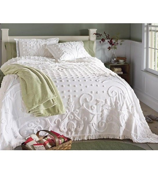 California King Size Chenille Bedspreads Bed Spreads