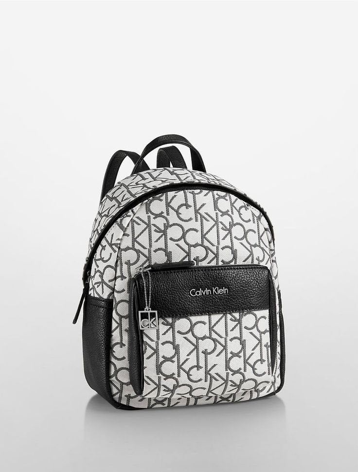 Calvin Klein CITY TO BEACH BACKPACK - Tagesrucksack - silver
