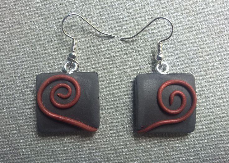 Handmade Polymer Clay earrings    http://www.vatera.hu/egyedi-kezzel-keszult-ekszerek-kezmuves-ekszer-csabitas-nyaklanc-fulbevalo-szett-2505078578.html