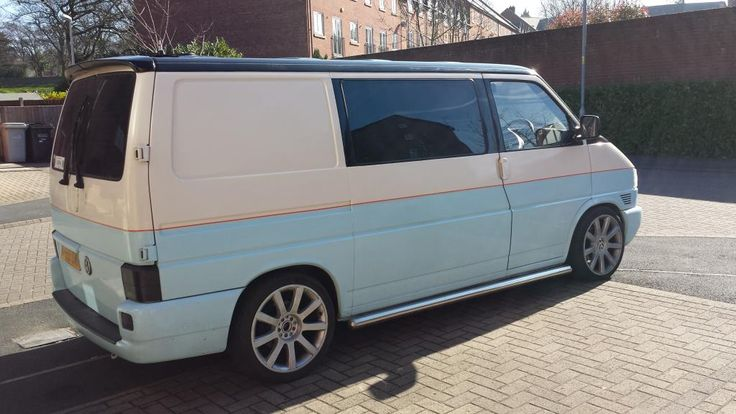 Post a pic of your Van here, if you want it in the Gallery ! - Page 65 - VW T4 Forum - VW T5 Forum