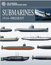 Submarines 1914–Present: The Essential Naval Identification Guide by David Ross, Amber Books offers a highly illustrated guide to all the main classes of submarines to be used in naval warfare from the beginning of World War I to the present day.