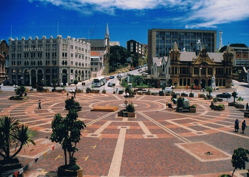 Port Elizabeth city centre