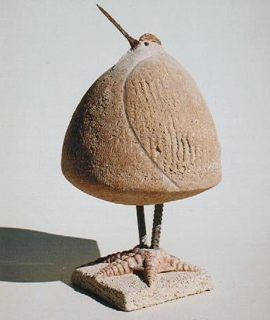 Christian Pradier, ceramic or stone?
